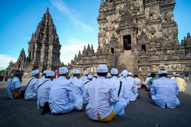 Tempat wisata bersejarah di Indonesia : Prambanan