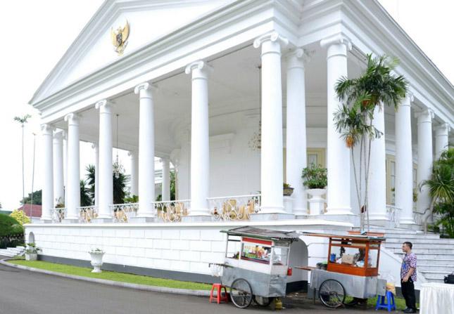 Kemegahan Istana Bogor